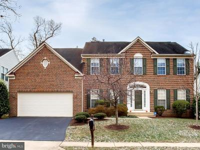 Alexandria Single Family Home For Sale: 3553 Drews Court