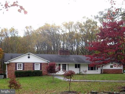 Potomac Single Family Home For Sale: 10860 Spring Knoll Drive