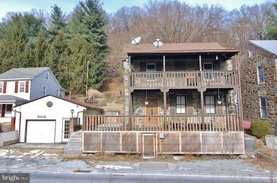 Knoxville Single Family Home For Sale: 18932 Sandyhook Road