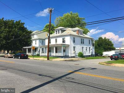 Hagerstown Multi Family Home For Sale: 554 Frederick Street