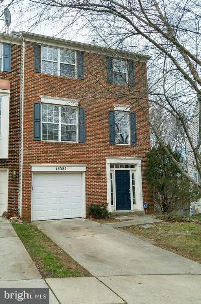 Germantown Townhouse Under Contract: 13022 Woodcutter Circle #150