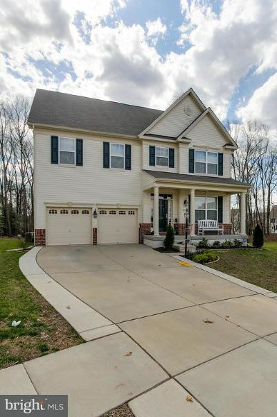 Glen Burnie Single Family Home For Sale: 7844 Stonebriar Drive