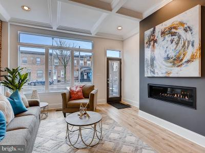 Locus Point, Locust Point, Locust Point/Silo Point Townhouse For Sale: 1500 Fort Avenue E