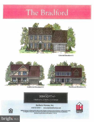 Gambrills Single Family Home For Sale: 1503 Sirani Lane E