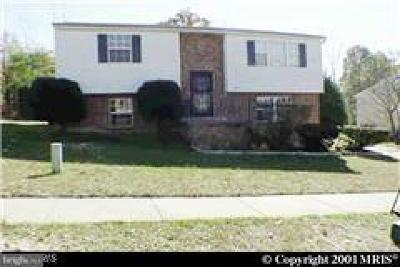 District Heights Rental For Rent: 3022 Great Oak Drive