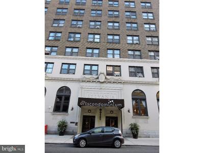 Philadelphia Single Family Home For Sale: 1324 Locust Street #509