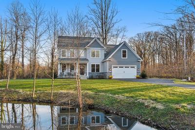 Gambrills Single Family Home For Sale: 299 Bonheur Avenue