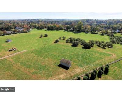 Chadds Ford PA Residential Lots & Land For Sale: $685,000