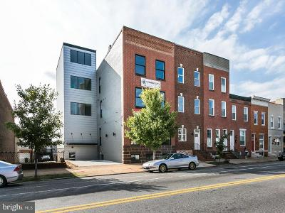 Baltimore Multi Family Home For Sale: 320 Highland Avenue S