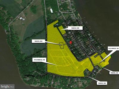 Perryville, Port Deposit Residential Lots & Land Under Contract: Carpenters Point Road