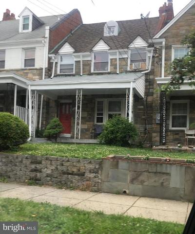 Washington Single Family Home For Sale: 5314 1st Street NW