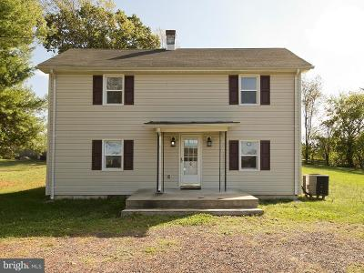 Culpeper Rental For Rent: 12467 Rixeyville Road