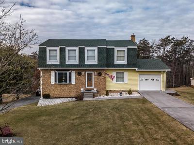 Frederick County Single Family Home For Sale: 188 Woodridge Lane