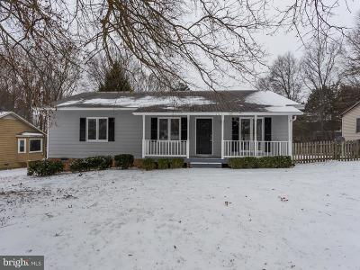 Frederick Single Family Home For Sale: 6800 Greenvale Road