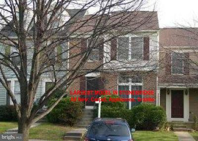 Rockville Townhouse For Sale: 5 Forest Landing Court
