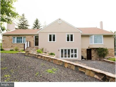 Wrightstown Single Family Home For Sale: 24 Brownsburg Road