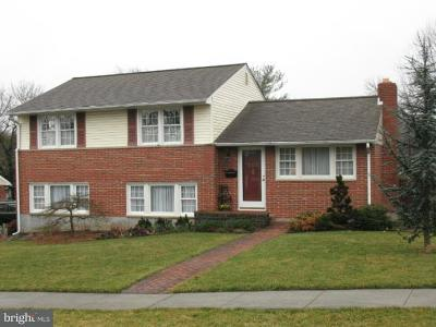 Lutherville Timonium Single Family Home For Sale: 203 Tufts Road
