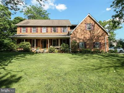 Hagerstown Single Family Home Under Contract: 9647 Beaver Creek Church Road