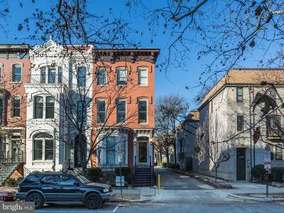 Logan, Logan Circle, U Street/Logan Townhouse For Sale: 1316 12th Street NW #2