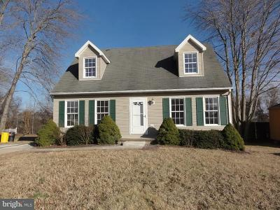 Elkton Single Family Home Under Contract: 154 Chestnut Drive