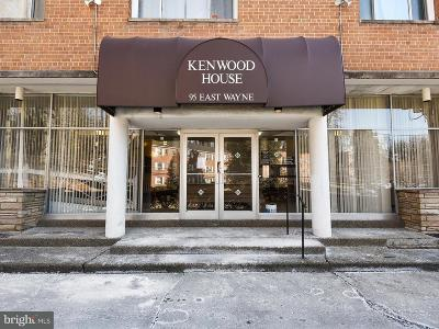 Silver Spring Townhouse For Sale: 95 E Wayne Avenue #403