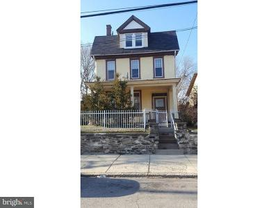 Philadelphia Single Family Home For Sale: 321 E Price Street