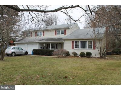 Freehold Single Family Home For Sale: 328 Elton Adelphia Road