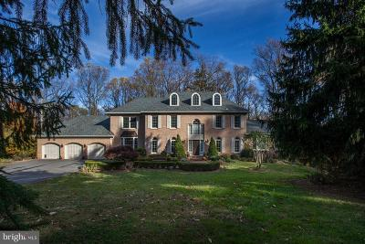 Potomac Single Family Home For Sale: 8801 Mary Mead Court