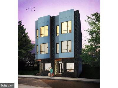Philadelphia Single Family Home For Sale: 2723 W Stiles Street