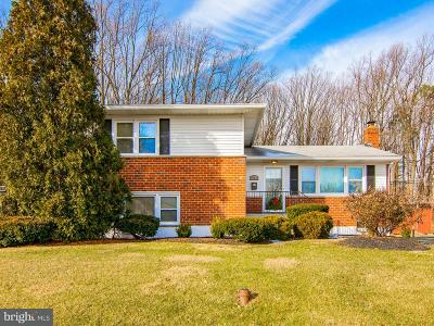 Towson Single Family Home For Sale: 724 Shelley Road