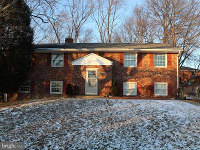 Silver Spring Single Family Home For Sale: 3112 Cordoba Street