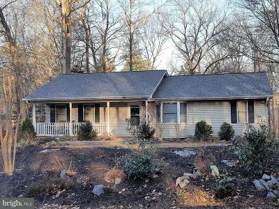 King George County Rental For Rent: 8287 Lincoln Drive