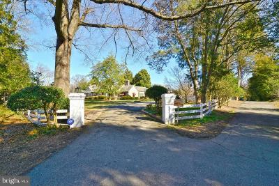 Alexandria Single Family Home Active Under Contract: 1000 Herbert Springs Road