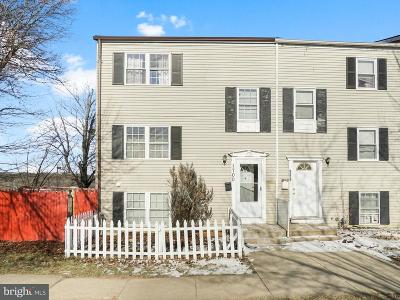 Edgewood MD Townhouse For Sale: $84,900