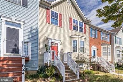 Annapolis Townhouse Under Contract: 623 Tripp Creek Court