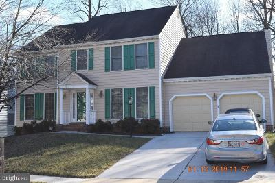 Anne Arundel County Single Family Home Active Under Contract: 19 Little River Road