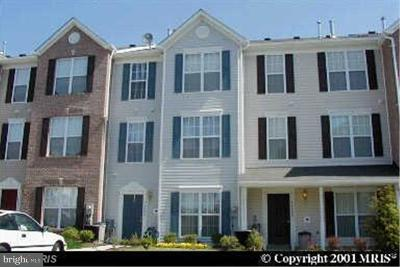 Bowie MD Townhouse For Sale: $275,000