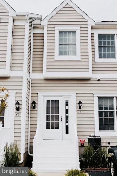 Ocean City Townhouse For Sale: 13450 Madison Avenue #1903