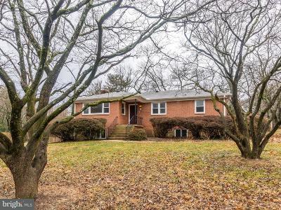 Fairfax Single Family Home For Sale: 3006 Sayre Road