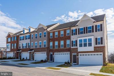 Lanham Townhouse Under Contract: 10303 Dorsey Lane #115E
