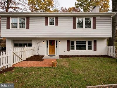 Frederick County Single Family Home For Sale: 109 Oak Ridge Lane
