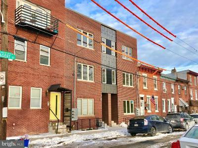 Fishtown Single Family Home For Sale: 2603 E Hagert Street #UNIT A