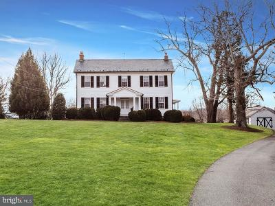 Darnestown Single Family Home For Sale: 14800 Seneca Road