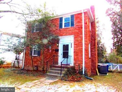 College Park Rental For Rent: 4619 Harvard Road