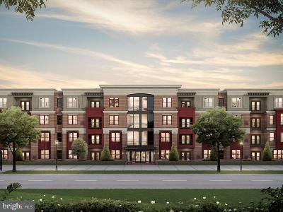 Fairfax Townhouse For Sale: 3989 Norton Place #106