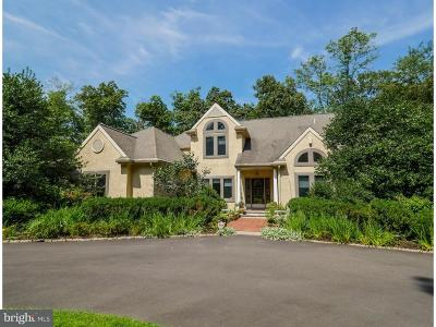 Bucks County Single Family Home For Sale: 28 Penn Oak Trail