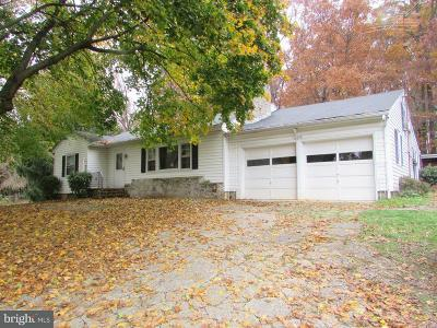 Westminster Single Family Home For Sale: 2210 Ridge Road
