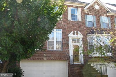 Leesburg Townhouse For Sale: 19215 Sweig Terrace