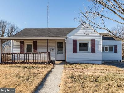 Hagerstown Single Family Home For Sale: 1223 Glenwood Avenue