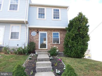 Edgewood Townhouse For Sale: 844 Spring Meadow Court